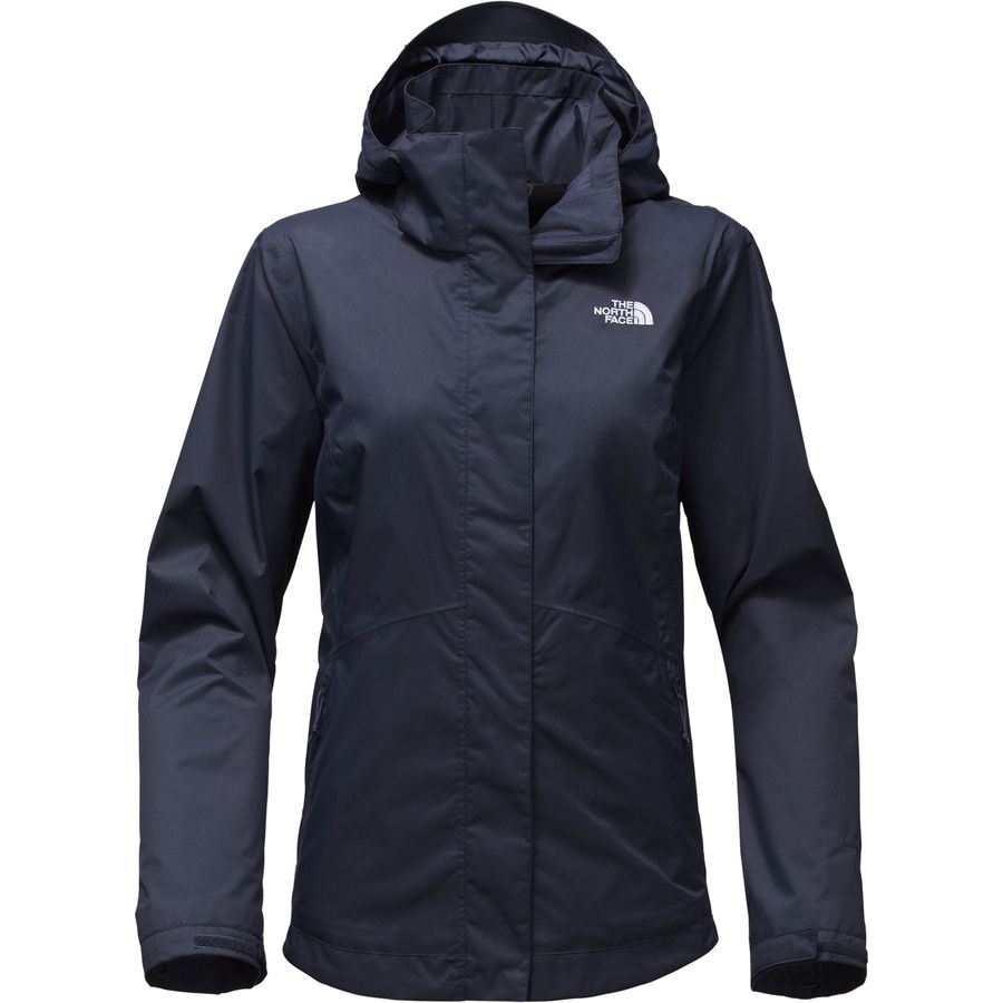 The North Face 北面Mossbud 女款 Swirl  Triclimate 3合1夹克
